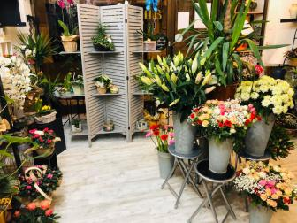 ANY FLEURS, Fleuriste en France